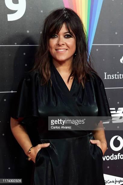 Vanesa Martin attends the 40 Principales Awards nominated dinner at Florida Retiro on September 12 2019 in Madrid Spain