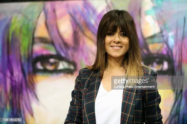 Vanesa Martin presents her new album 'Todas las mujeres que habitan en mi' on November 15 2018 in Madrid Spain