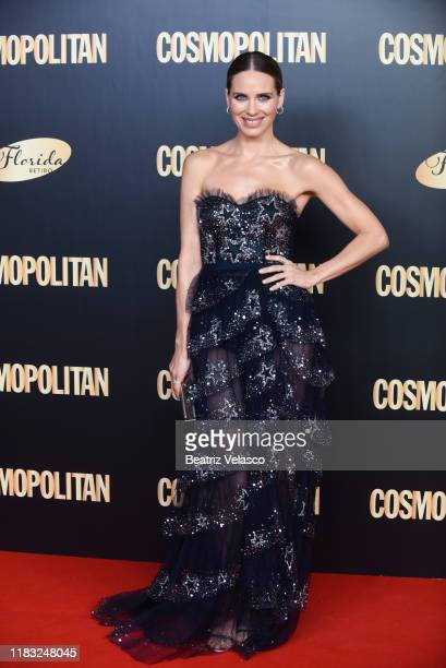 "Vanesa Romero attends ""Cosmopolitan Awards 2019"" on October 24, 2019 in Madrid, Spain."