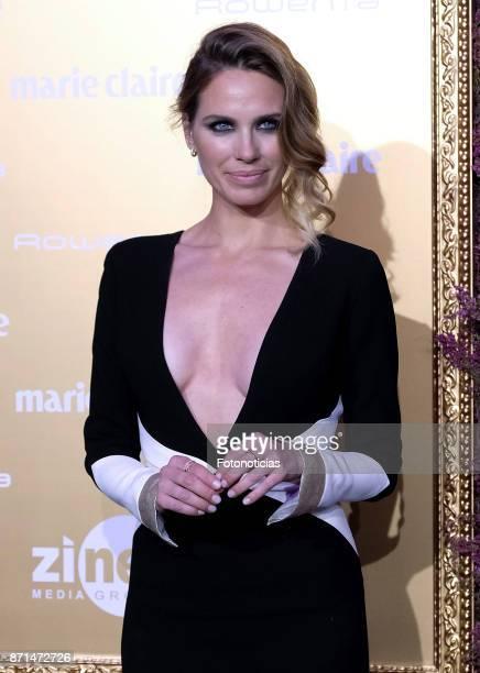 Vanesa Romero attends the 2017 'Marie Claire Prix de la Mode' at Florida Retiro on November 7 2017 in Madrid Spain