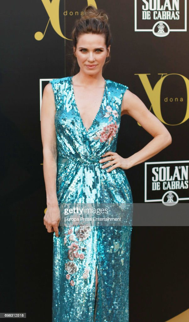Vanesa Romero attends the 'Yo Dona' International Awards at the Palacio de los Duques de Pastrana on June 19, 2017 in Madrid, Spain.