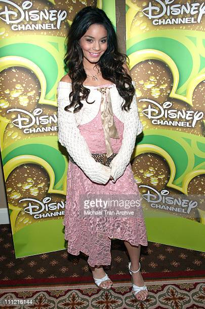 Vanessa Anne Hudgens during Breakfast with the Cast and Crew of High School Musical December 16 2005 at Four Seasons Hotel in Los Angeles California...
