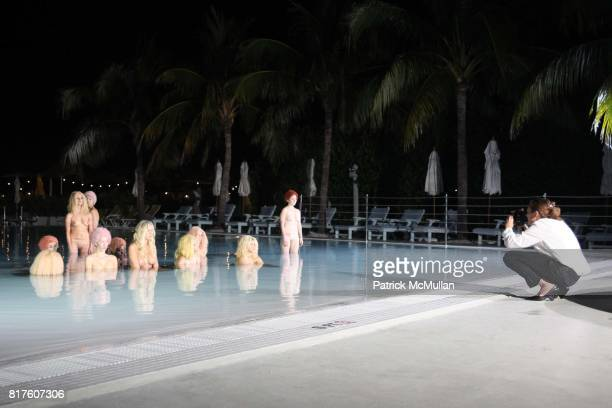 Vanessa Beecroft attends Playboy presents the NUDE IS MUSE An Art Salon for Art Basel Miami 2010 at The Standard Hotel on December 4 2010 in Miami...