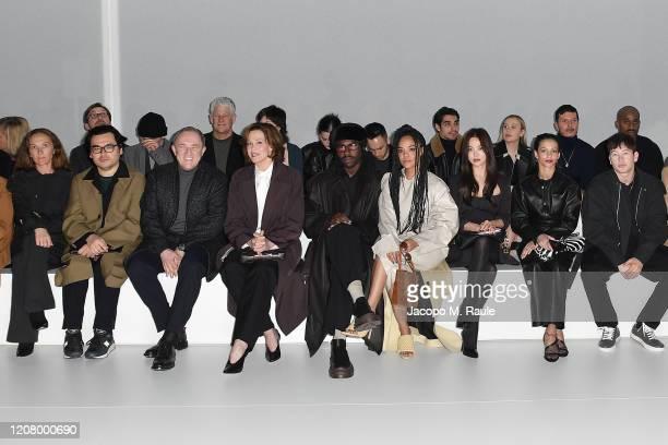 Vanessa Beecroft, Tim Lin, Francois Henri-Pinault, Sigourney Weaver, Dev Hynes, Tessa Thompson, Hye-Kyo Song, Francesca Hayward and Barry Keoghan...