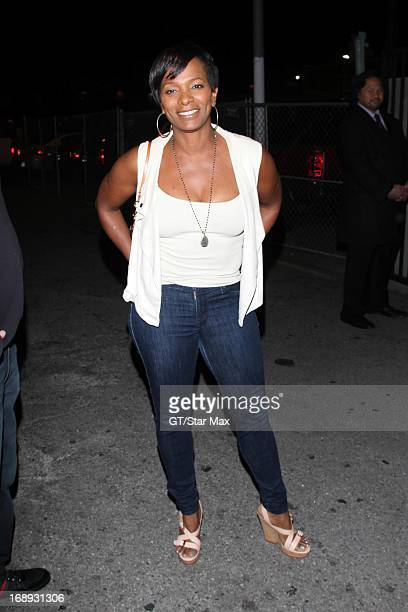 Vanessa Bell Calloway as seen on May 16 2013 in Los Angeles California