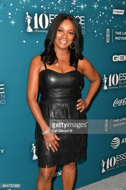 Vanessa Bell Calloway at Essence Black Women in Hollywood Awards at the Beverly Wilshire Four Seasons Hotel on February 23 2017 in Beverly Hills...