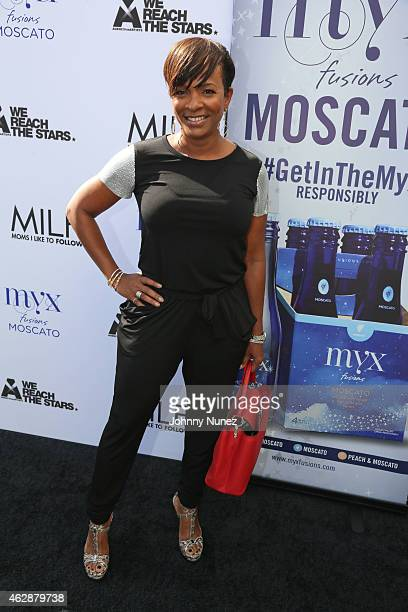 Vanessa Bell Calloway attends MILF Celebration Of Entertainment Mothers on February 6 2015 in Beverly Hills California