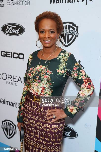 Vanessa Bell Calloway attends the 2019 Essence Black Women in Hollywood Awards Luncheon at Regent Beverly Wilshire Hotel on February 21 2019 in Los...