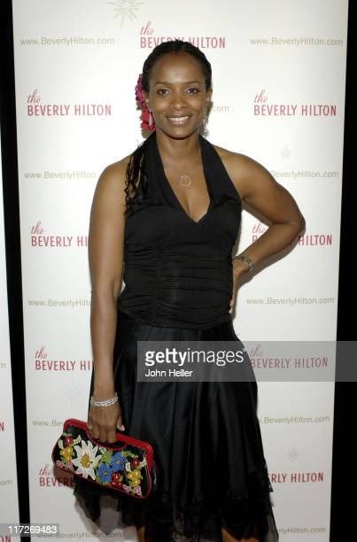 Vanessa Bell Calloway during 11th Annual NAMIC Vision Awards at Beverly Hilton Hotel in Beverly Hills California United States