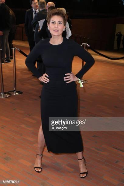 Vanessa Blumhagen attends the Deutscher Radiopreis at Elbphilharmonie on September 7 2017 in Hamburg Germany 'n
