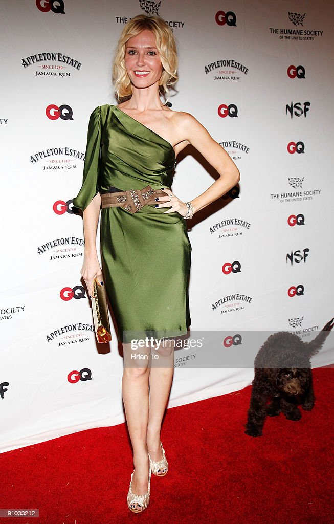 Vanessa Branch attends NSF and GQ Magazine Join Forces To Stop Puppy Mills Humane Society Benefit on September 22, 2009 in Beverly Hills, California.