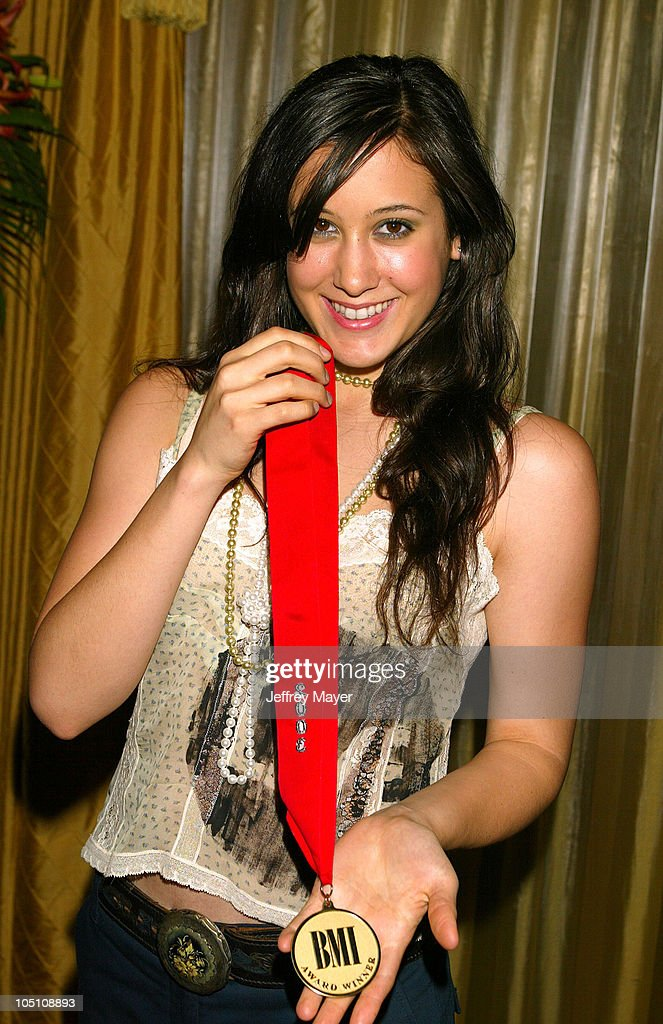 Vanessa Carlton during BMI 51st Annual Pop Awards A Salute to Motown Honoring 'Holland-Dozier-Holland with BMI ICON Award. at Regent Beverly Wilshire Hotel in Beverly Hills, California, United States.