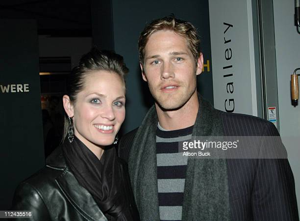 Vanessa Cole and Jack Cole during 2005 Sundance Film Festival Competition Dinner at Kimball Art Center in Park City Utah United States