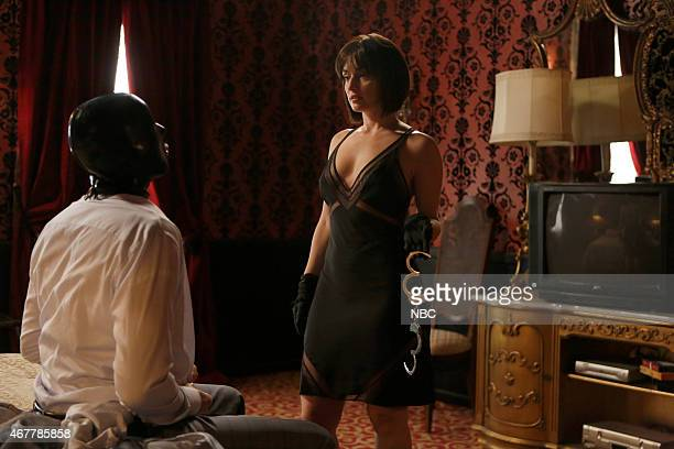 THE BLACKLIST 'Vanessa Cruz' Episode 218 Pictured Jeff Auer as Mike Carlton Ana De La Reguera as Vanessa Cruz