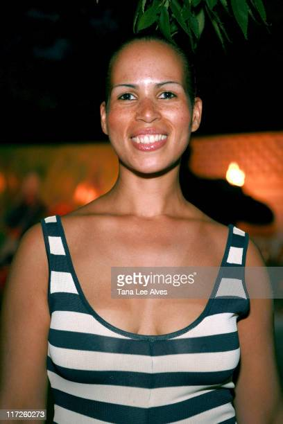 Vanessa Duquesnes during Hampton Princess Race, Supported by Clarins Paris & Diane von Furstenberg - After Party at Nello Summertime's in...