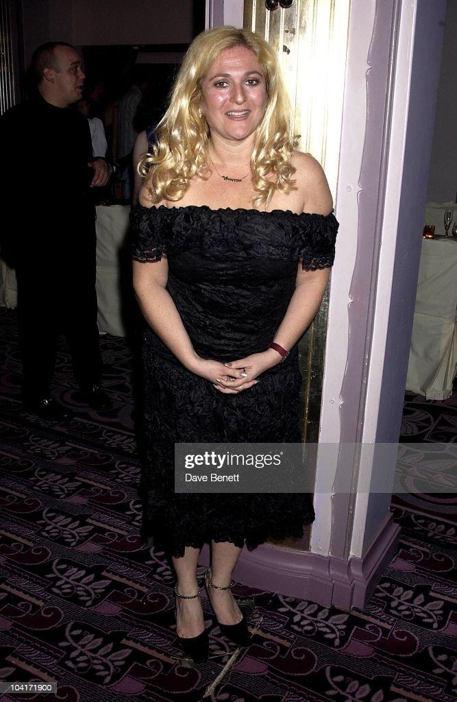 Vanessa Feltz, Heat Magazine And Crusaids Charity Auction Gala At The Park Lane Hotel, London