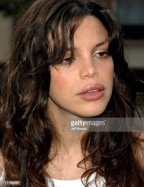 Vanessa Ferlito during HBO Undefeated Hollywood Premiere at Paramount Pictures Theater in Hollywood California United States