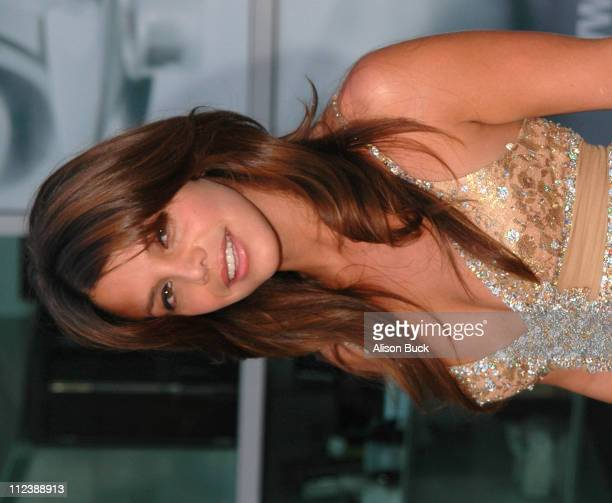 Vanessa Ferlito during Shadowboxer Los Angeles Premiere Arrivals at Arclight in Hollywood California United States
