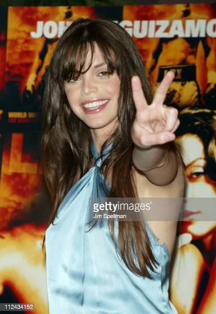 Vanessa Ferlito during Undefeated New York Premiere at Loews 34th Street Theaters in New York City New York United States