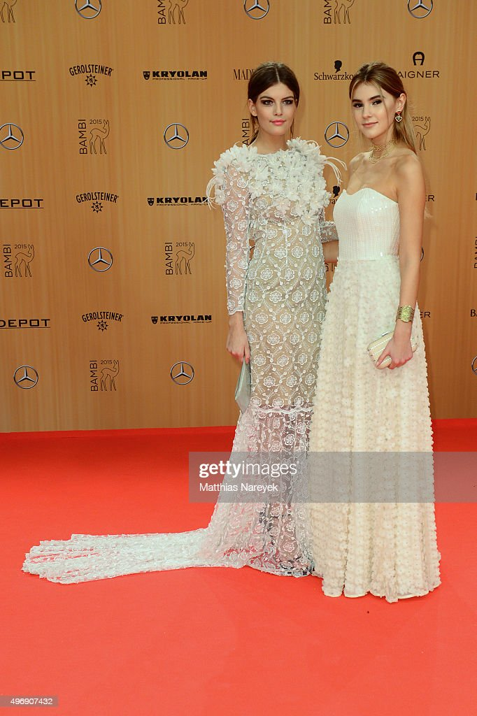 Bambi Awards 2015 - Red Carpet Arrivals : Nachrichtenfoto