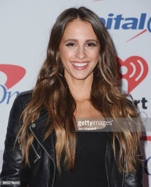 Vanessa Grimaldi attends 1027 KIIS FM's Jingle Ball 2017 at The Forum on December 1 2017 in Inglewood California