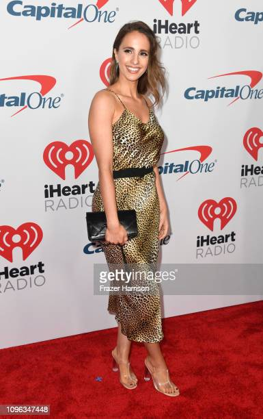 Vanessa Grimaldi attends the iHeartRadio Podcast Awards Presented By Capital One at iHeartRadio Theater on January 18 2019 in Burbank California