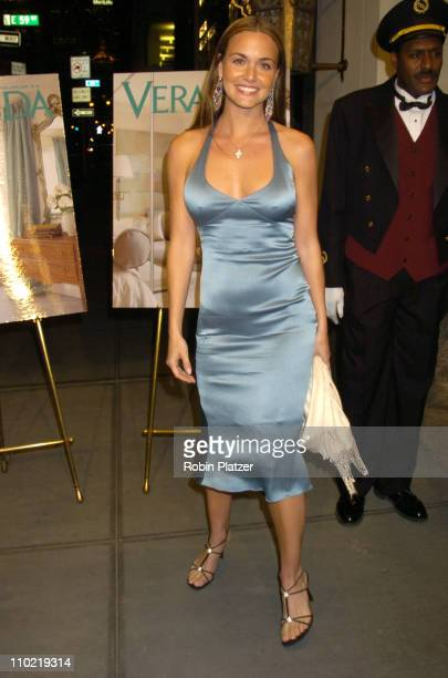Vanessa Haydon during Veranda New York's Best at Trump Park Avenue The Ultimate Showcase Penthouse Opening Night Reception at The Trump Park Avenue...