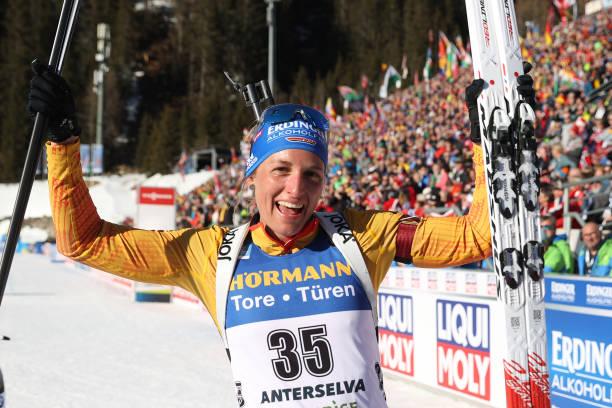 ITA: IBU World Championships Biathlon Antholz-Anterselva - Women 15 km Individual Competition