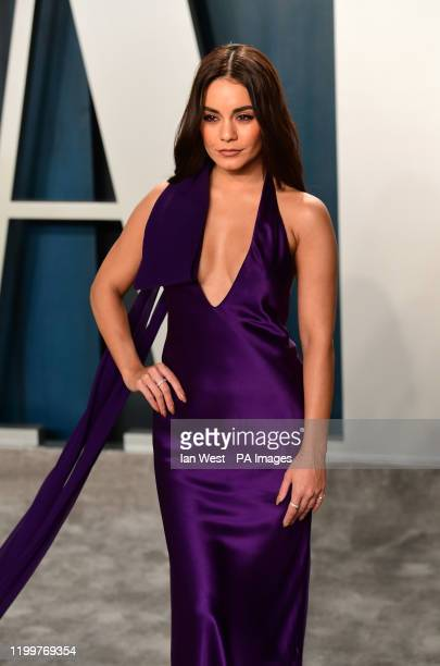 Vanessa Hudgens attending the Vanity Fair Oscar Party held at the Wallis Annenberg Center for the Performing Arts in Beverly Hills Los Angeles...