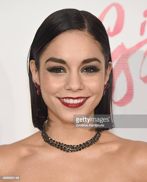 Vanessa Hudgens attends 'Gigi' Broadway Opening Night After Party at Tavern On The Green on April 8 2015 in New York City