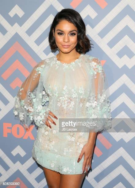 Vanessa Hudgens attends the 2017 Summer TCA Tour 'Fox' on August 08 2017 in Los Angeles California