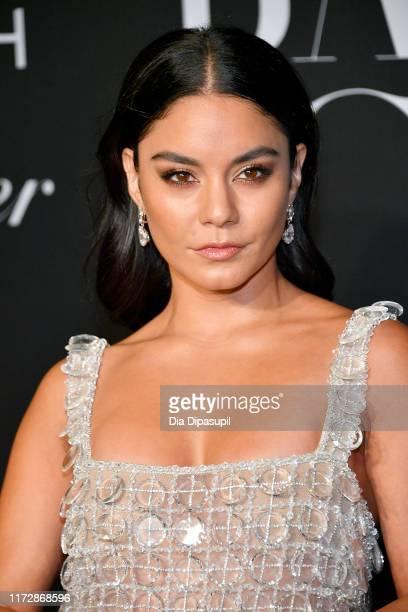 Vanessa Hudgens attends the 2019 Harper's Bazaar ICONS on September 06 2019 in New York City
