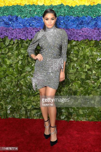 Vanessa Hudgens attends the 2019 Tony Awards at Radio City Music Hall on June 9 2019 in New York City