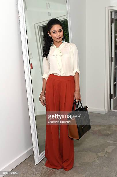 Vanessa Hudgens attends The A List 15th Anniversary Party on September 1 2015 in Beverly Hills California