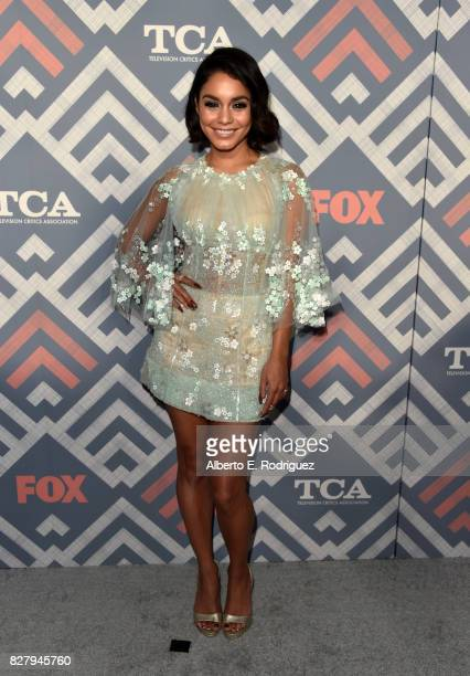 Vanessa Hudgens attends the FOX 2017 Summer TCA Tour after party on August 8 2017 in West Hollywood California
