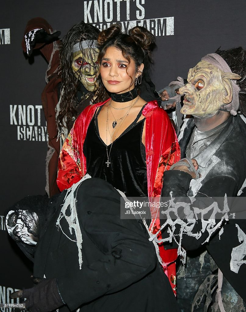Knott's Scary Farm Black Carpet Event - Arrivals : ニュース写真