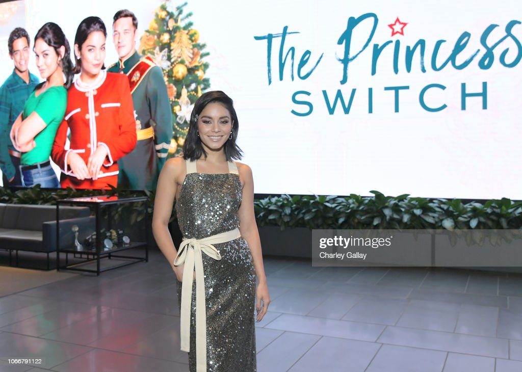"""The Princess Switch"" Special Screening : News Photo"