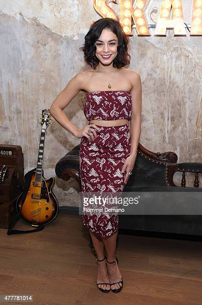 Vanessa Hudgens attends Vanessa Hudgens 'Social Life Magazine Party' at Elyx House on June 19 2015 in New York City