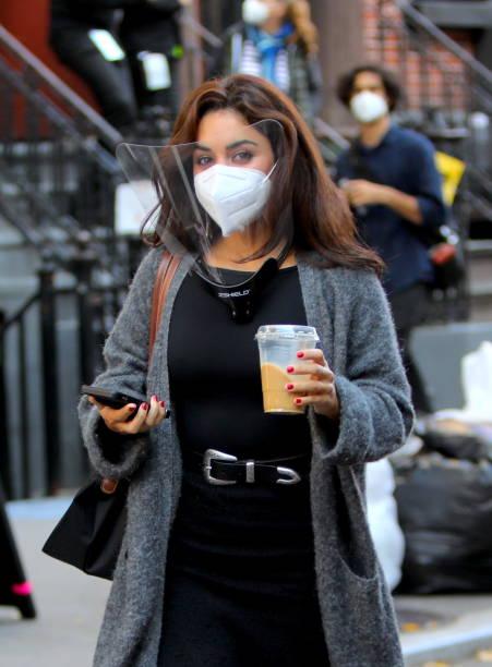 NY: Celebrity Sightings In New York City - October 23, 2020