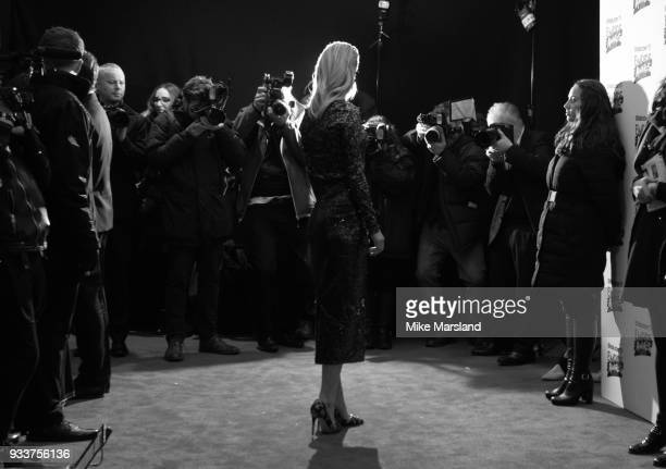 Vanessa Kirby attends the Rakuten TV EMPIRE Awards 2018 at The Roundhouse on March 18 2018 in London England