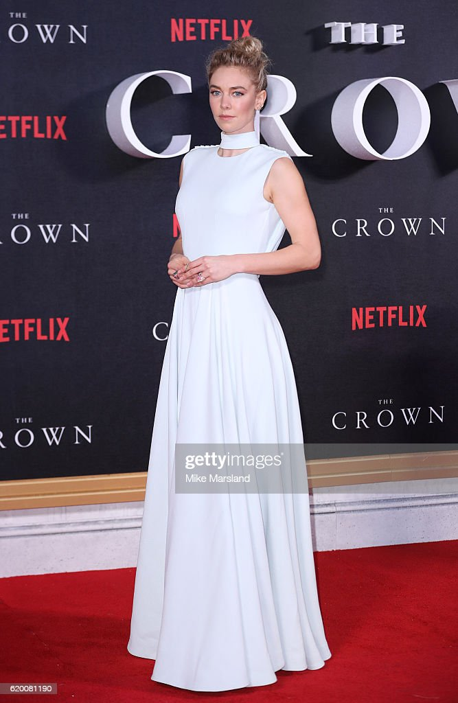 """The Crown"" - World Premiere - Red Carpet Arrivals"
