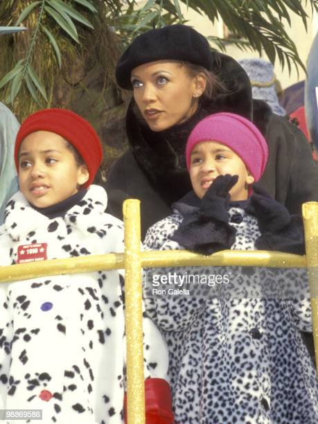 Vanessa L Williams and daughters Melanie Hervey and Jillian Hervey