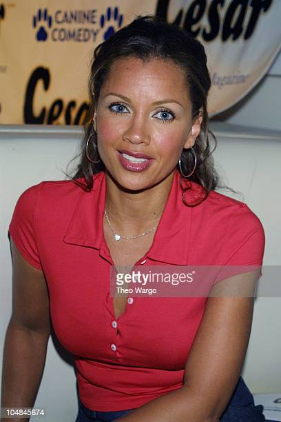 Vanessa L Williams during 2nd Annual Canine Comedy Animal Adoption party at Spa in New York City in New York City New York United States