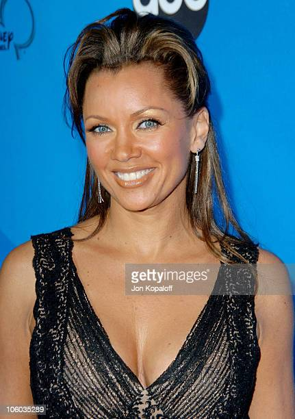 Vanessa L Williams during ABC All Star Party 2006 Arrivals at Rose Bowl in Pasadena California United States