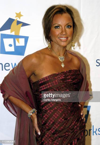 Vanessa L Williams during Barbara Walters and Elmo Host Sesame Workshop's Third Annual Benefit Gala at Cipriani 42nd Street in New York City New York...