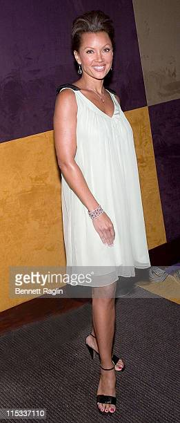 Vanessa L Williams during First Annual Dress For Success Women Empowering Women Gala at Westin Hotel Time Square in New York New York United States