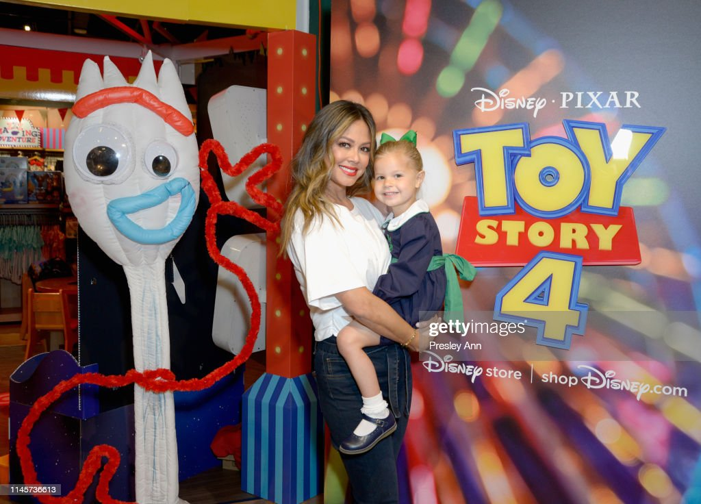 CA: Disney Store Toy Story 4 Takeover