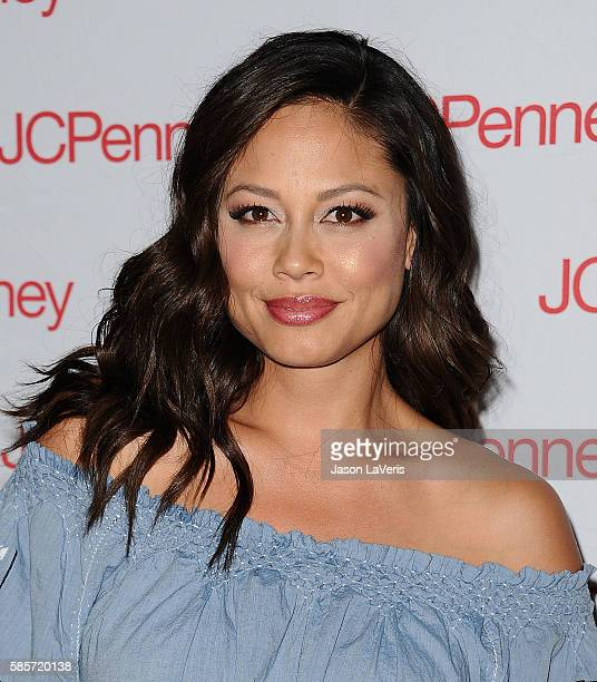 Vanessa Lachey attends JCPenney's back to school community event at Hollywood YMCA on August 3, 2016 in Los Angeles, California.