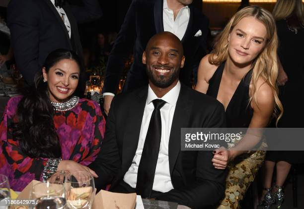 Vanessa Laine Bryant Kobe Bryant and Baby2Baby CoPresident Kelly Sawyer Patricof attend the 2019 Baby2Baby Gala presented by Paul Mitchell on...