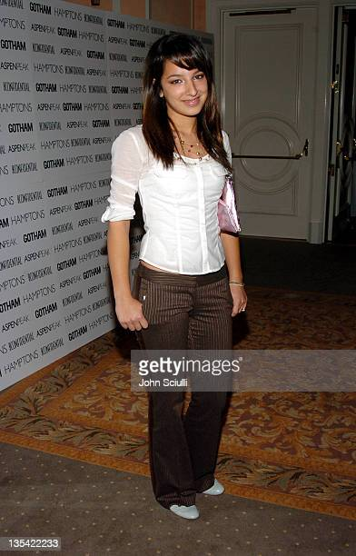 Vanessa Lengies during 2rd Annual Hollywood Bag Ladies Lupus Luncheon Presented by LA Confidential Gotham Magazines at Beverly Hills Hotel in Beverly...
